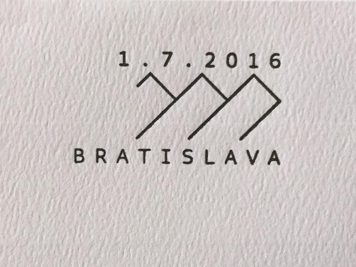 Slovakia EU Presidency post stamps 4
