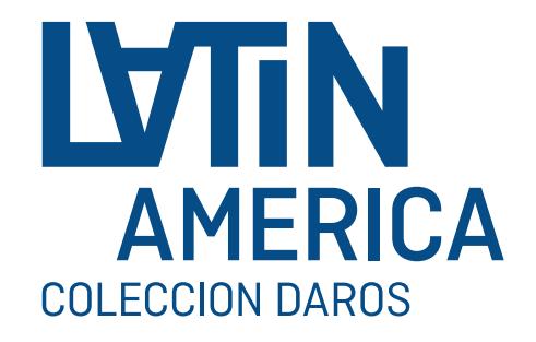 Latin America, Colleccion Daros 1