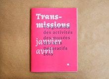 <cite>Trans-missions</cite> Janvier–Avril 2015