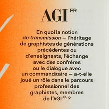 Alliance Graphique Internationale (AGI) France