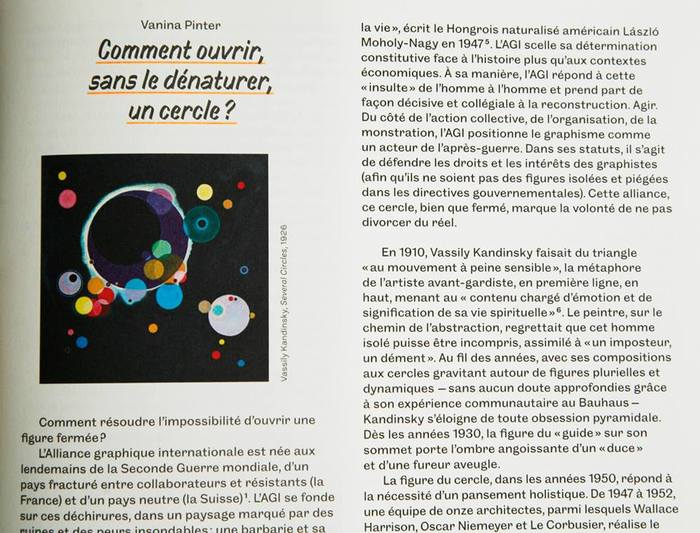 Alliance Graphique Internationale (AGI) France 6