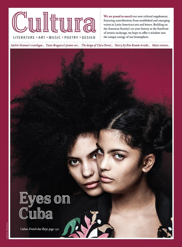 Portrait of Ibeyi: Flavien Prioreau