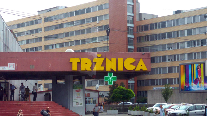 Tržnica, Bratislava 2