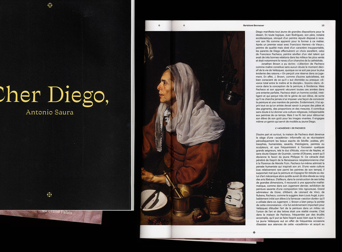 """""""Velázquez au Grand Palais"""", Télérama magazine 5"""