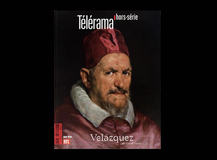 """""""Velázquez au Grand Palais"""", Télérama magazine 1"""