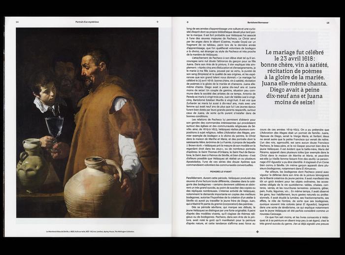 """""""Velázquez au Grand Palais"""", Télérama magazine 4"""