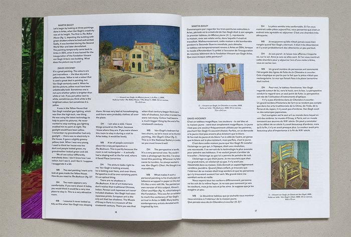 L'Arrivée du printemps / The Arrival of Spring by David Hockney 5