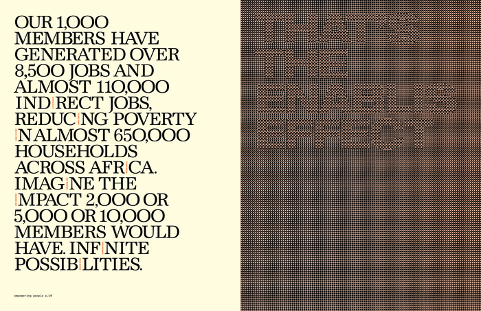 Enablis Annual Report 2010: I Am One Thousand 3
