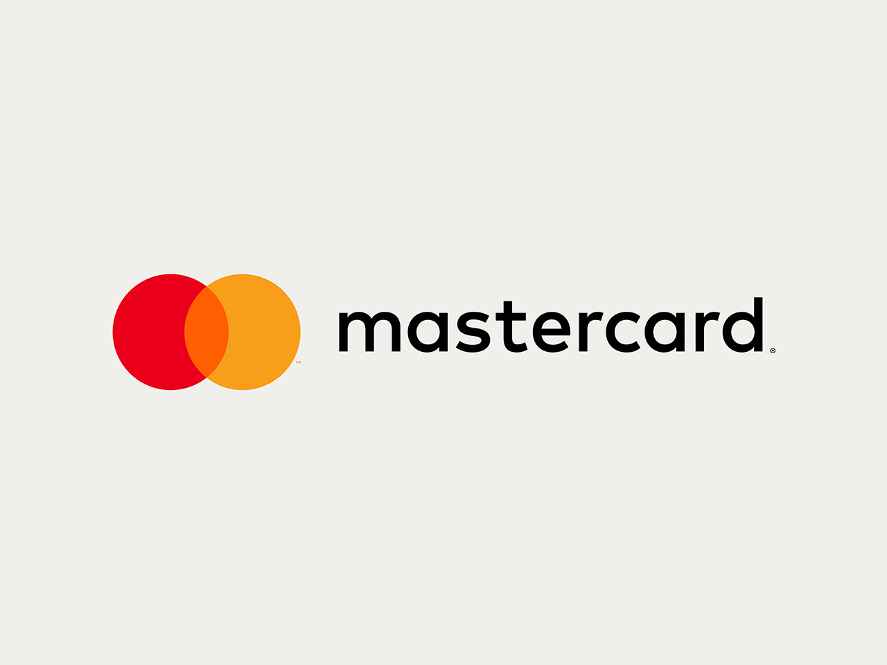 Mastercard identity (2016) - Fonts In Use