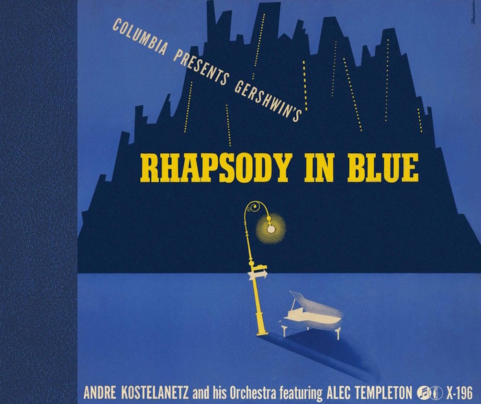 Rhapsody in Blue (Columbia Records, 1941)