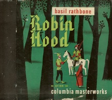 <cite>Robin Hood</cite> (Columbia Masterworks, 1945)