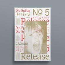 <cite>Die Epilog</cite> No. 5 release poster