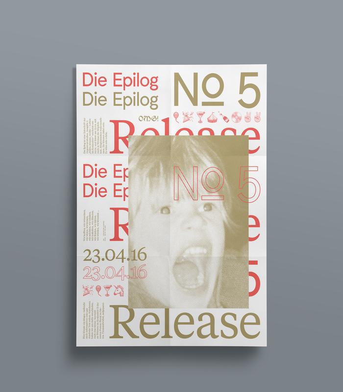 Die Epilog No. 5 release poster