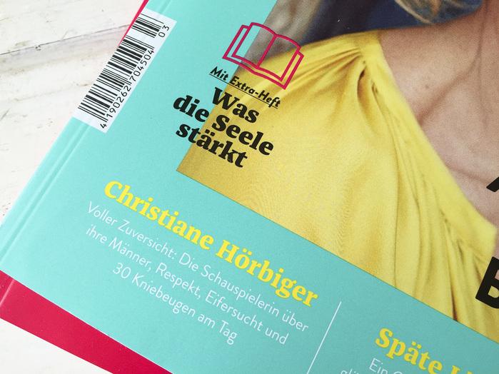 Brigitte wir, issue 3, 2016 2