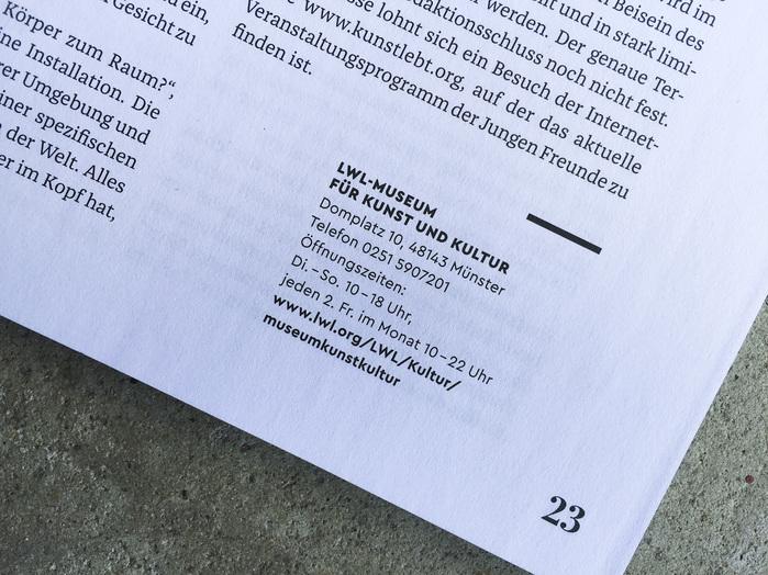 Münster Urban, issue 2 8