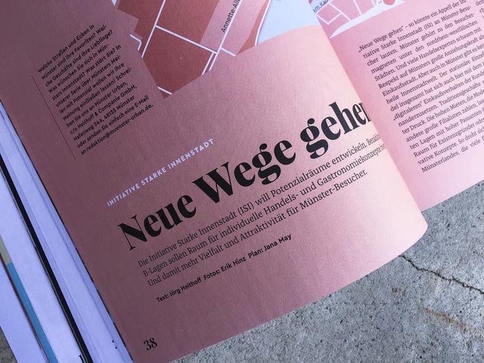 Münster Urban, issue 2 9