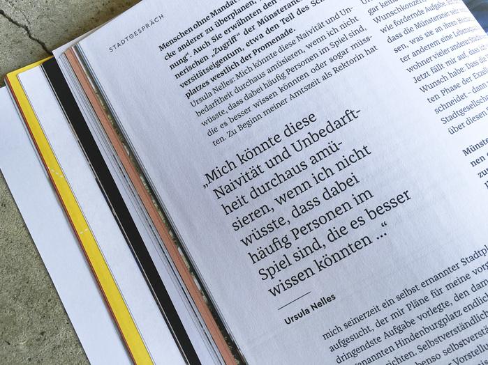 Münster Urban, issue 2 12
