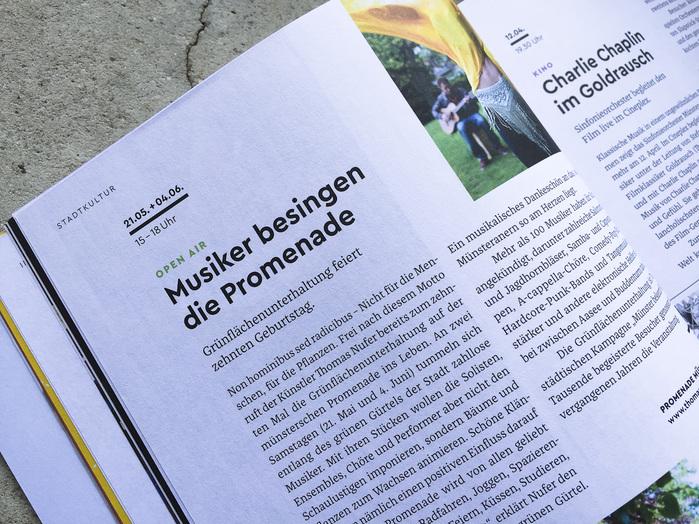 Münster Urban, issue 2 17