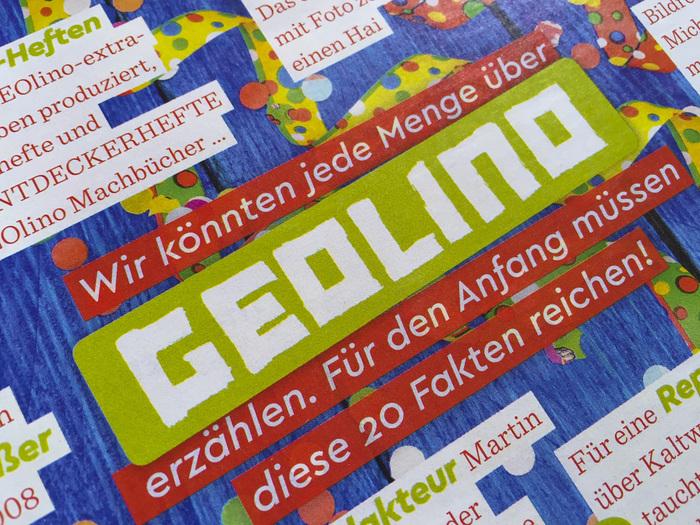 Geolino, issue 7, 2016 4