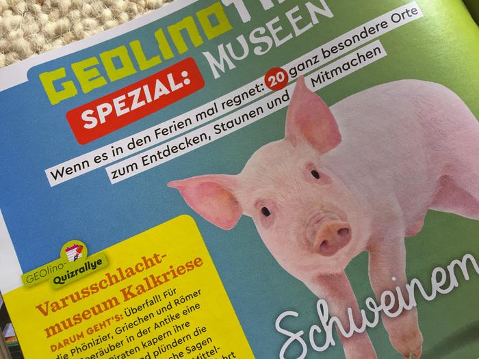 Geolino, issue 7, 2016 13