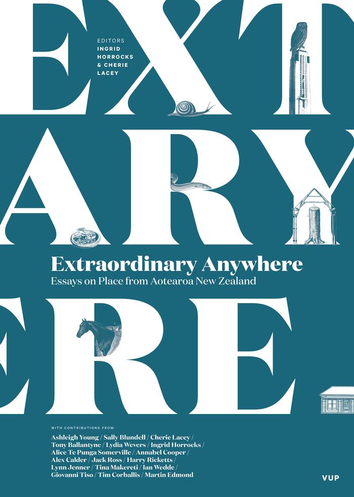 Extraordinary Anywhere: Essays on Place from Aotearoa New Zealand 1