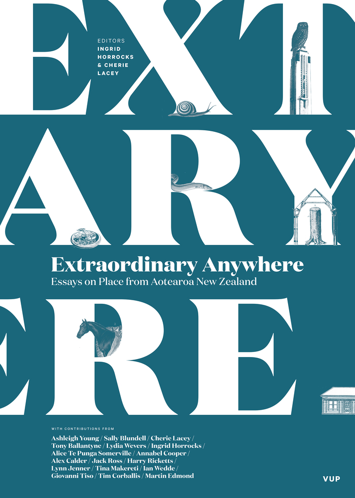 Extraordinary Anywhere: Essays on Place from Aotearoa New Zealand 1