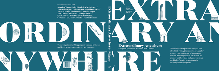 Extraordinary Anywhere: Essays on Place from Aotearoa New Zealand 2
