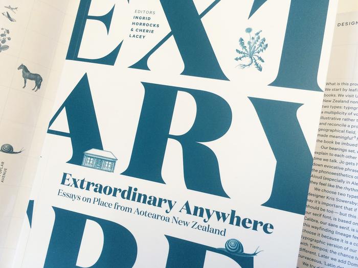 Extraordinary Anywhere: Essays on Place from Aotearoa New Zealand 4