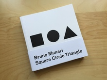 <cite>Square Circle Triangle</cite> by Bruno Munari