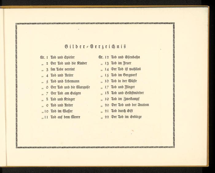 Ein Totentanz by Walter Draesner 5
