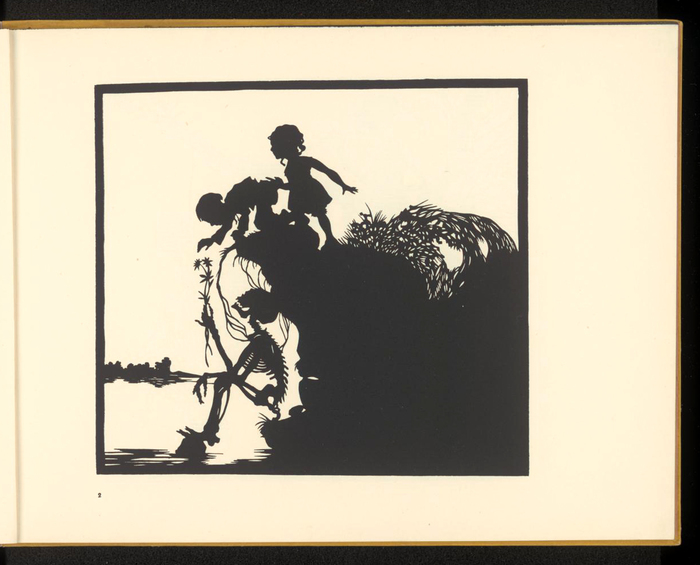Plate No. 2, Der Tod und die Kinder (Death and Children)