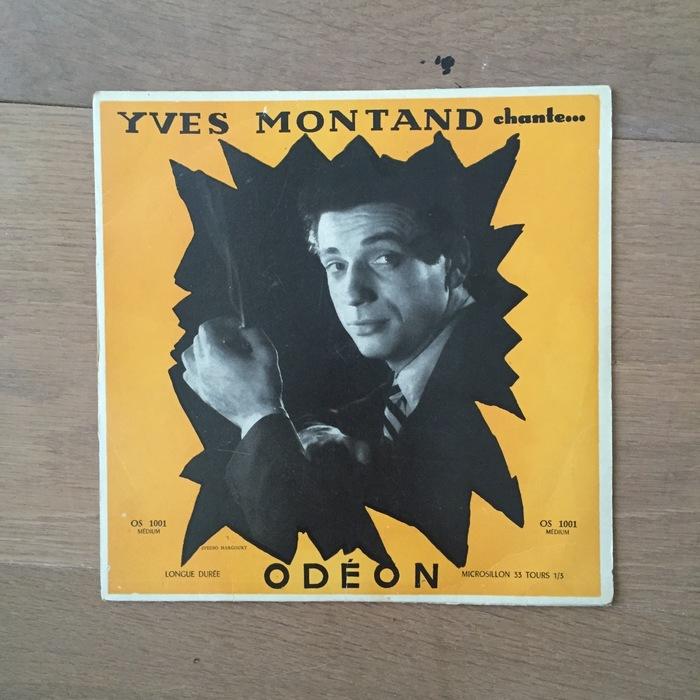 Yves Montand Chante… 1