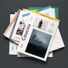 <cite>Coucou</cite> magazine