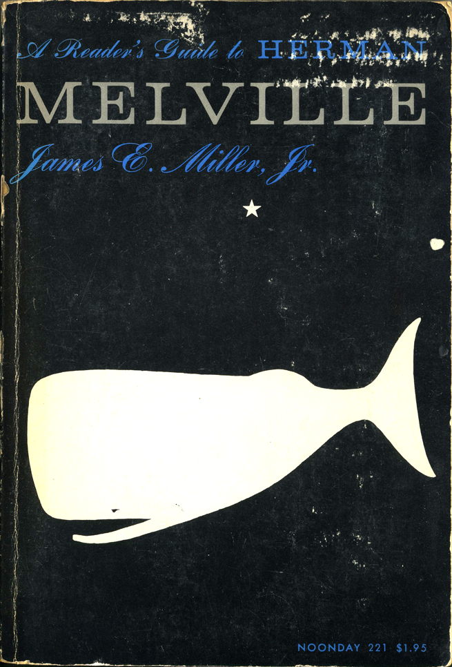 A Reader's Guide to Herman Melville, First Edition 1