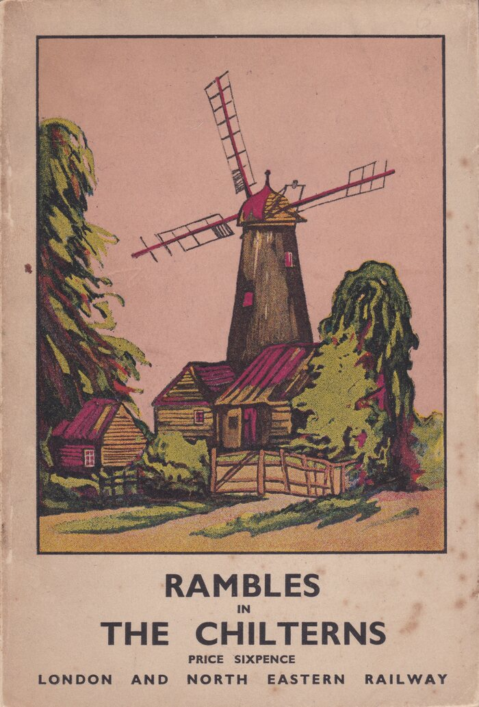 """Rambles in …"" series, London and North Eastern Railway 1"