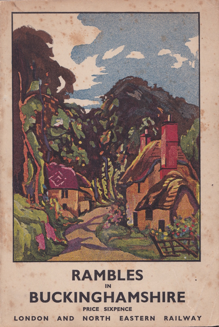 """Rambles in …"" series, London and North Eastern Railway 2"