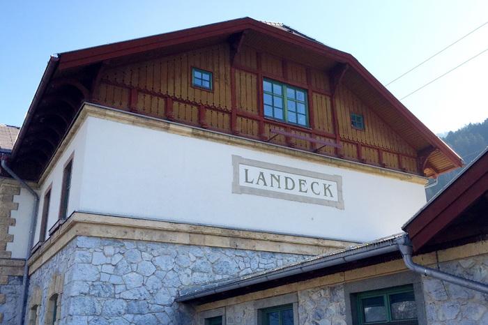 Bahnhof Landeck-Zams 1