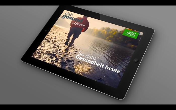 bleib gesund magazine, tablet edition 2