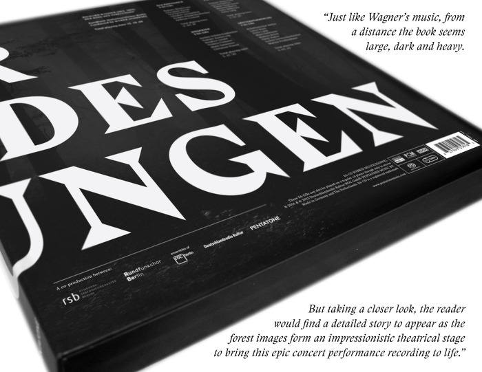 Der Ring des Nibelungen, Pentatone deluxe edition 9