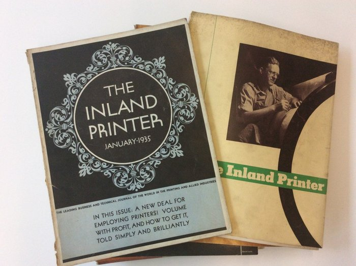The Inland Printer, Jan 1935