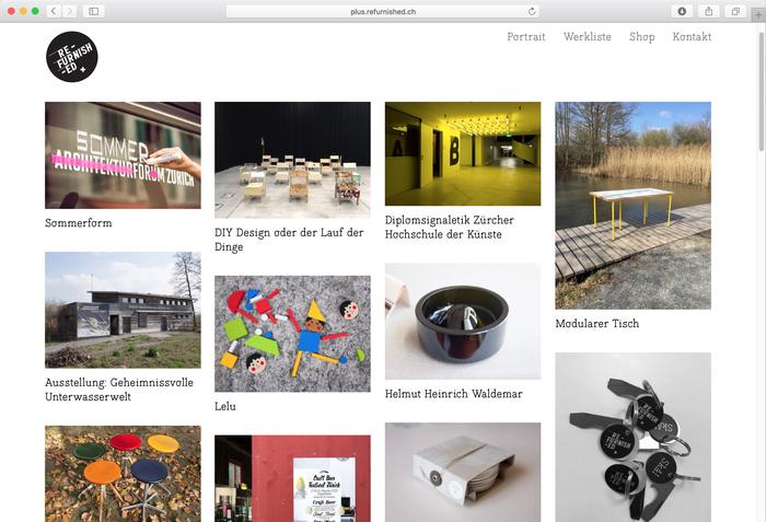 Refurnished+ website 1