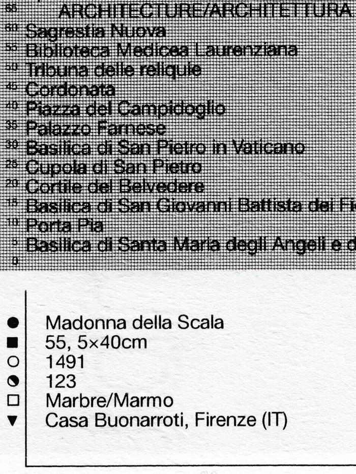 Michel-Ange Manièrisme Automatisé / MichelangeloManierismo Automatizzata 3