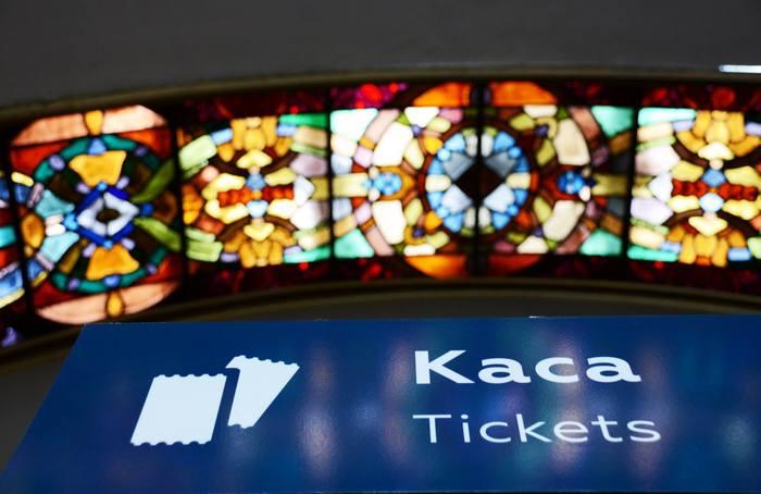 Kiev Funicular 2