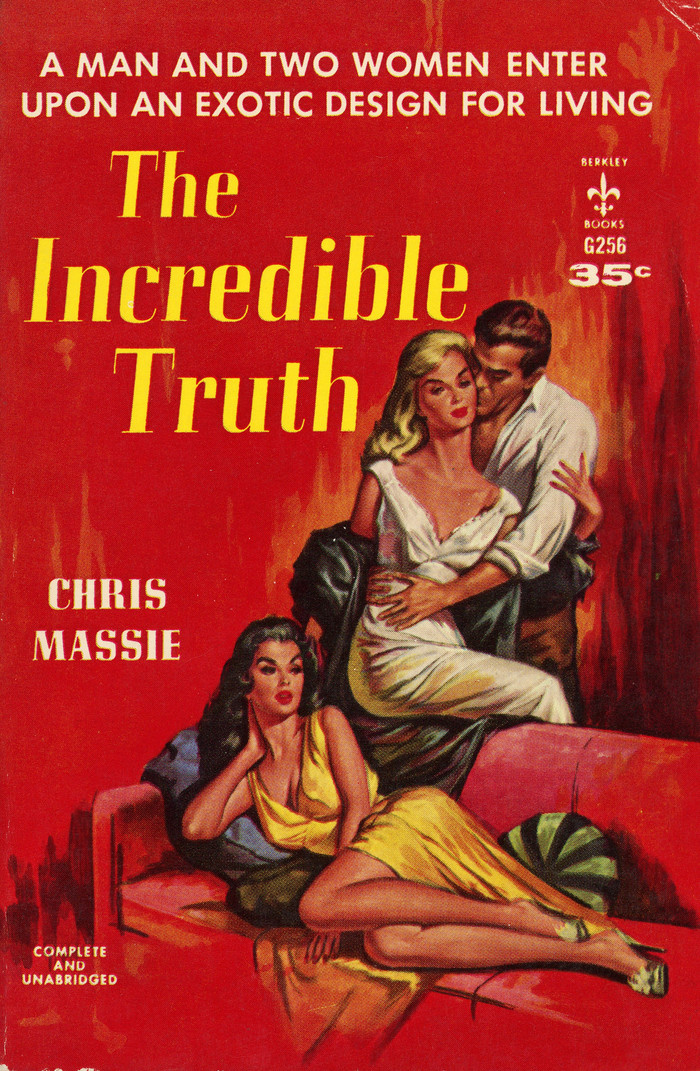 The Incredible Truth by Chris Massie