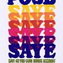 POSB SAYE Bonus Account poster