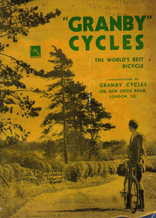 Granby Cycles advertisements