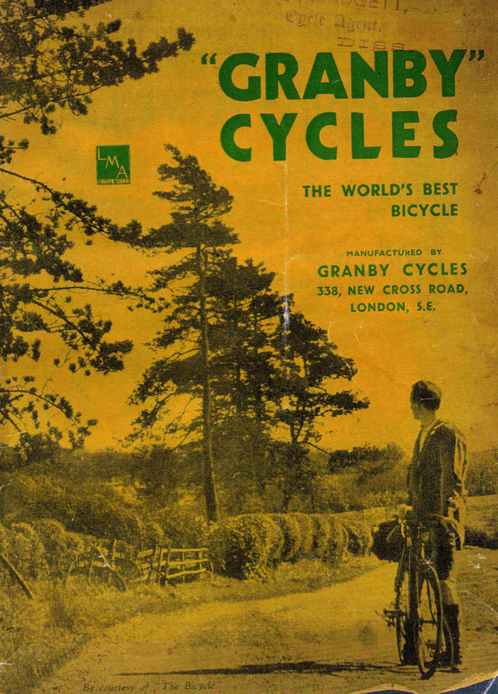Granby Cycles advertisements 3