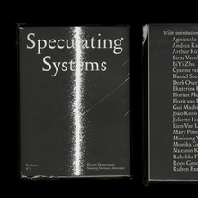 "<cite>The Issue</cite> No. 1, ""Speculating Systems"""