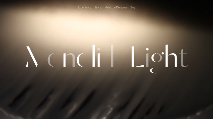 Monolith Light website 2