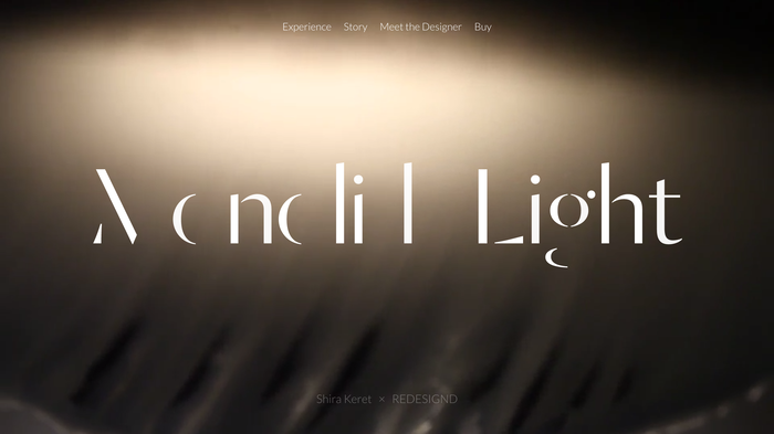 Monolith Light website 3